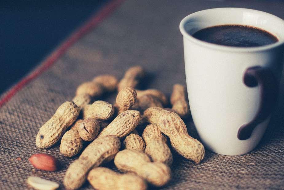 Erdnüsse enthalten Biotin