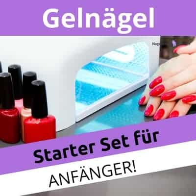 geln gel starter set f r anf nger. Black Bedroom Furniture Sets. Home Design Ideas